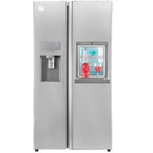 یخچال و فریزر ساید بای ساید اسنوا مدل S8-2320