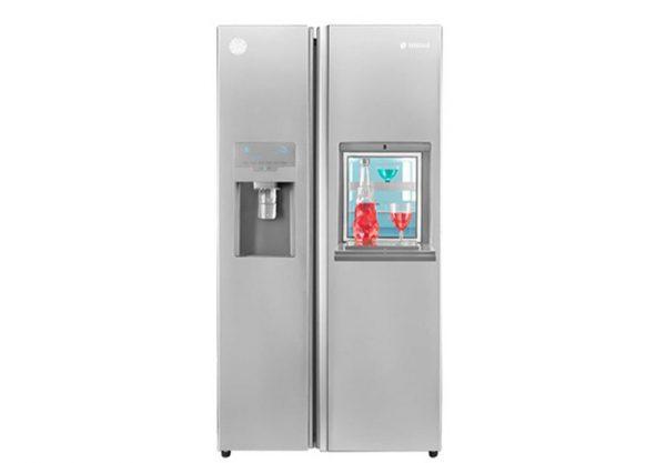 یخچال و فریزر ساید بای ساید اسنوا مدل S8-2350