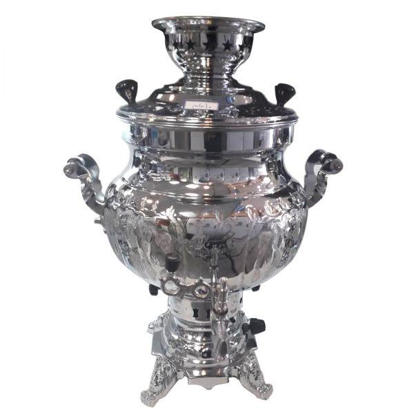 سماور گازی 10 لیتری جیران